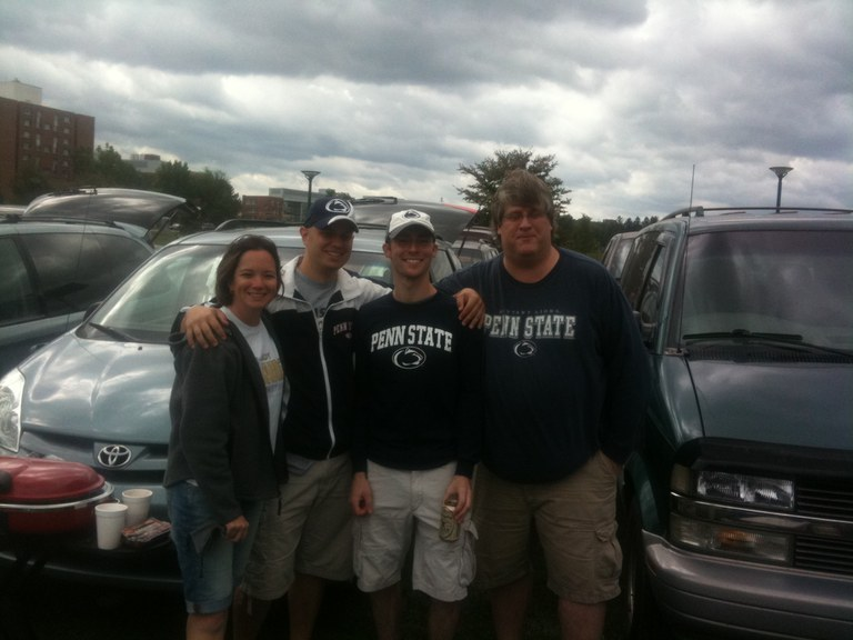 September 4, 2010 PSU vs Youngstown State
