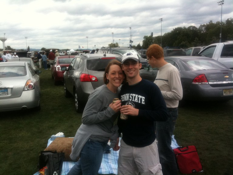 September 4, 2010 PSU vs Youngstown St