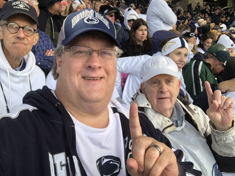 October 13, 2018 PSU vs Mich St