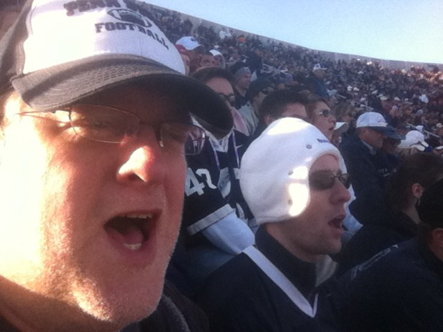 November 12, 2011 PSU vs Nebraska