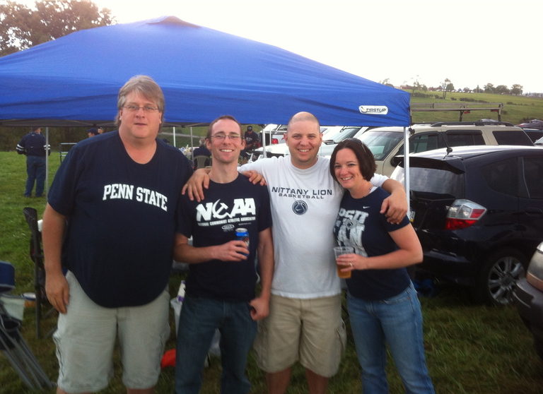 September 22, 2012 PSU vs Temple