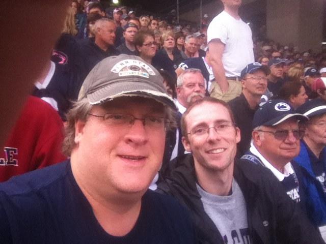 September 22, 2012 PSU vs Temple