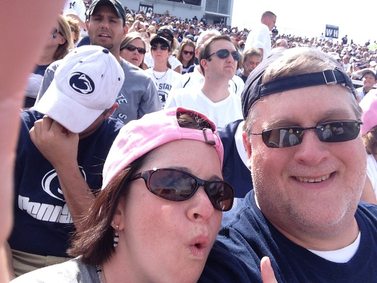 September 7, 2013 PSU vs Eastern Mich