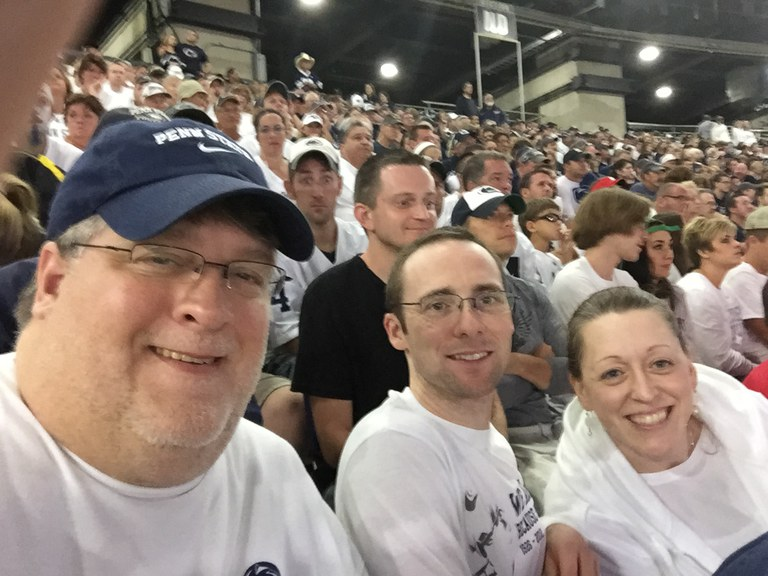 September 19, 2015 PSU vs Rutgers