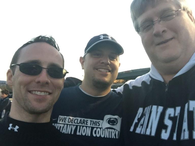 Scott, Todd, and Rob