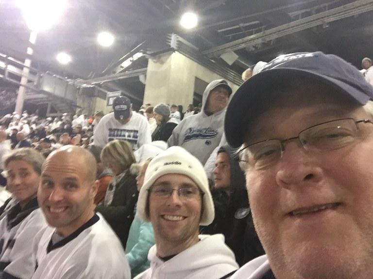 Chris, Scott, and Rob